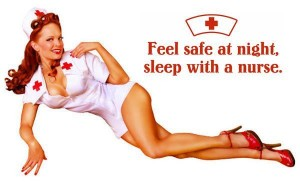 Helloooooo, nurse!
