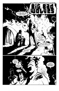 Big Bad Wolves: Page One