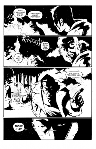 Big Bad Wolves: Page Two