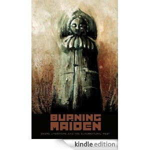 Burning Maiden Kindle