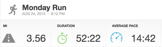 Runkeeper tracking