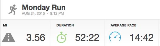 Runkeeper tracking